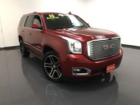 2015 GMC Yukon Denali AWD for Sale  - SB7334C1  - C & S Car Company
