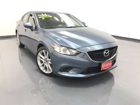 2016 Mazda Mazda6 i Touring for Sale  - SB7062A  - C & S Car Company