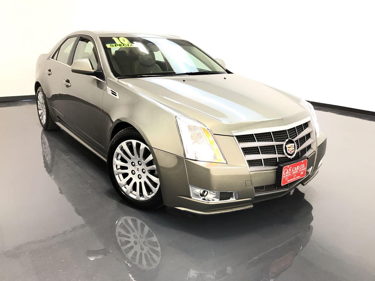 2010 Cadillac CTS  - C & S Car Company