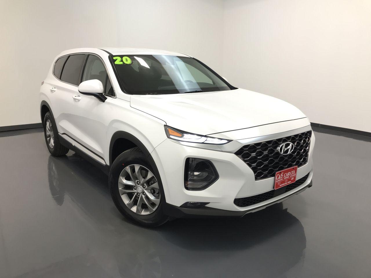 2020 Hyundai Santa Fe SEL  - HY8225  - C & S Car Company