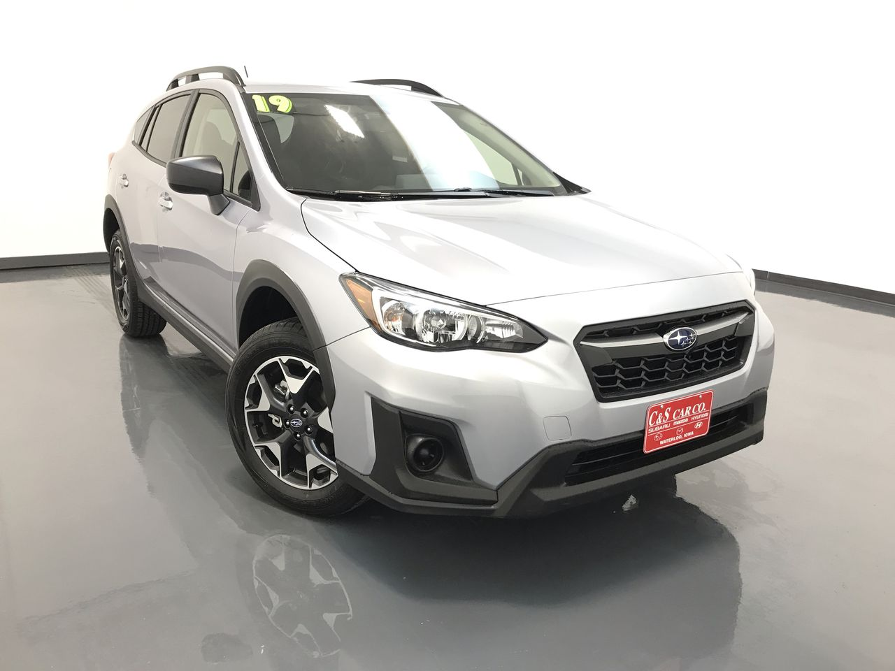 2019 Subaru Crosstrek 2.0i  w/Eyesight  - SC8105  - C & S Car Company