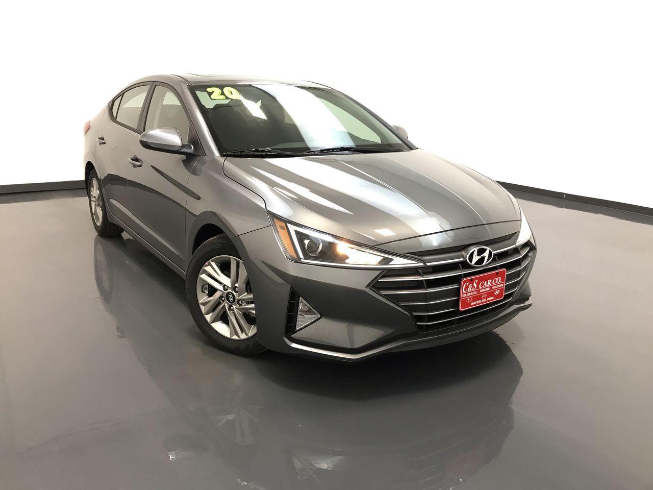 2020 Hyundai Elantra Value Edition  - HY8226  - C & S Car Company