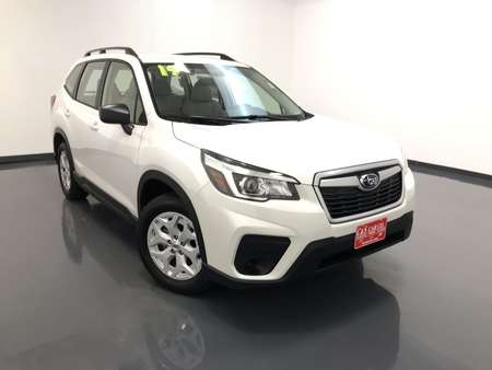2019 Subaru Forester 2.5i w/Eyesight for Sale  - SB8106  - C & S Car Company