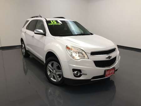 2015 Chevrolet Equinox LTZ  AWD for Sale  - HY8178A  - C & S Car Company