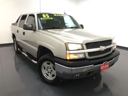 2005 Chevrolet Avalanche LT  4WD Z71 for Sale  - HY8217B  - C & S Car Company
