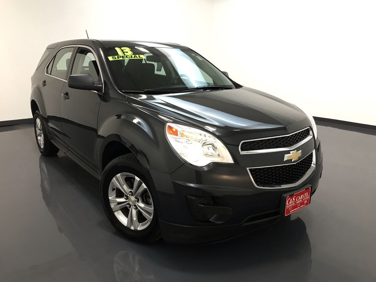 2013 Chevrolet Equinox  - C & S Car Company