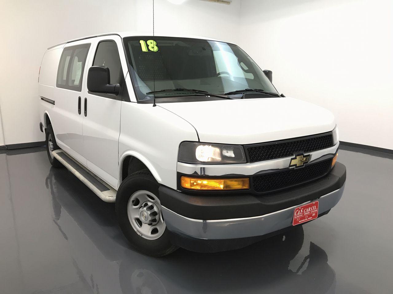 2018 Chevrolet Express  - C & S Car Company