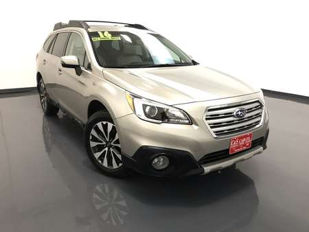 2016 Subaru Outback 2.5i Limited w/Eyesight for Sale  - 15876  - C & S Car Company