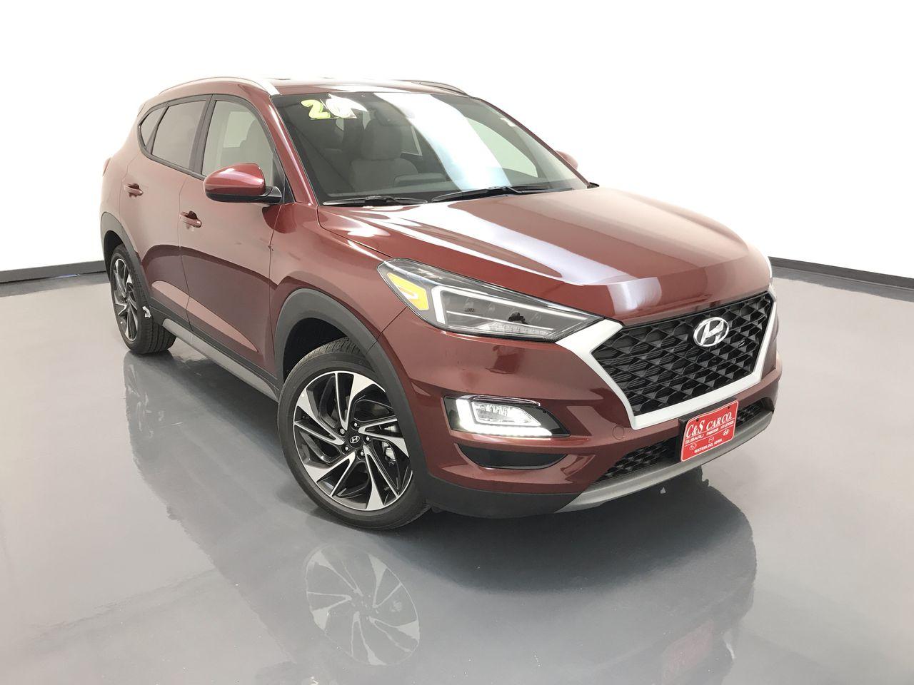 2020 Hyundai Tucson Sport AWD  - HY8232  - C & S Car Company