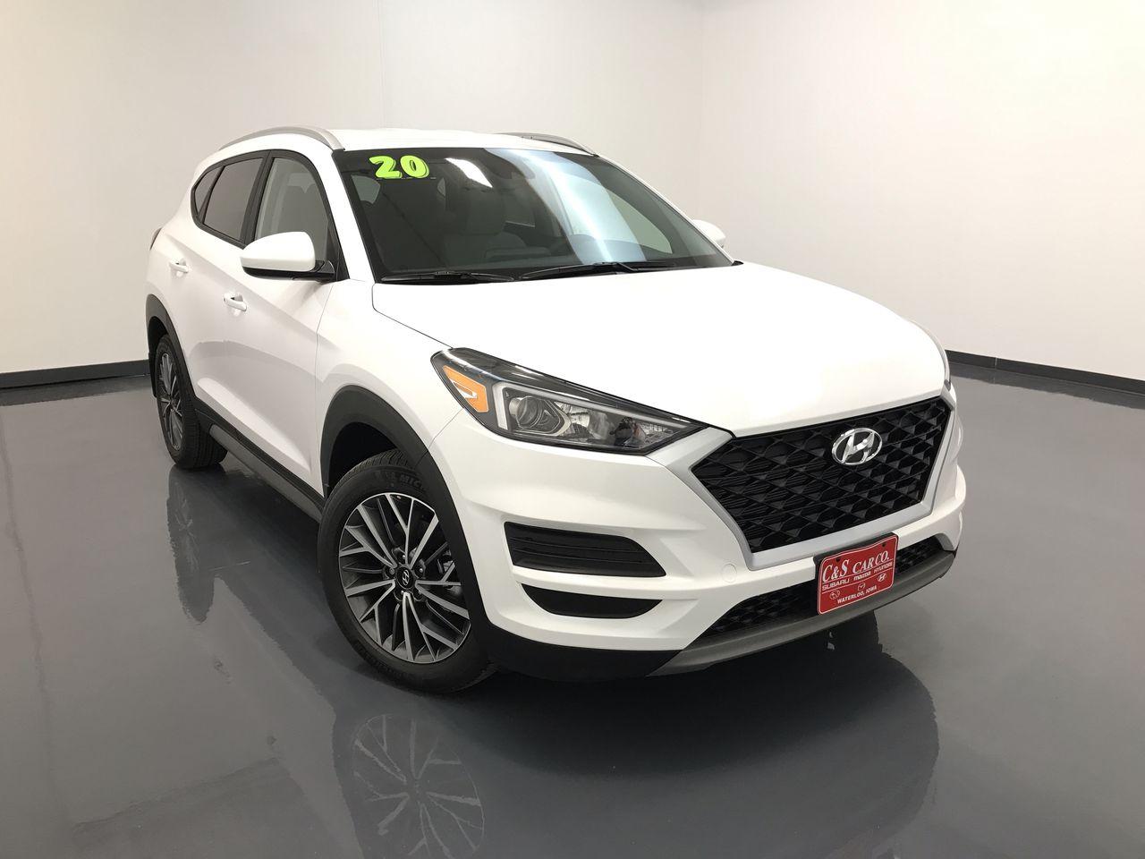2020 Hyundai Tucson SEL AWD  - HY8234  - C & S Car Company