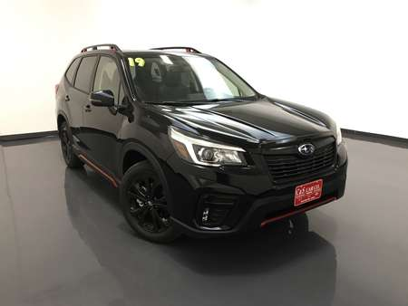 2019 Subaru Forester 2.5i Sport w/Eyesight for Sale  - SB8115  - C & S Car Company