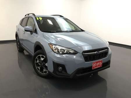 2019 Subaru Crosstrek 2.0i Premium w/Eyesight for Sale  - SB8111  - C & S Car Company