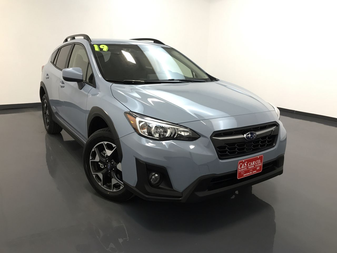 2019 Subaru Crosstrek 2.0i Premium w/Eyesight  - SC8111  - C & S Car Company