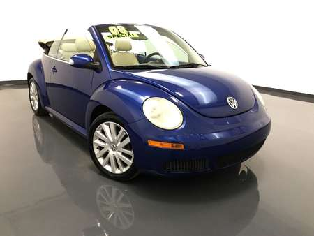 2008 Volkswagen New Beetle SE Convertible for Sale  - SB8043B  - C & S Car Company