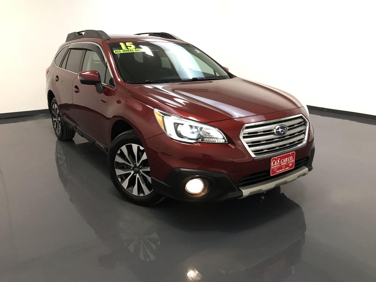 2015 Subaru Outback 3.6R Limited  - 15878  - C & S Car Company
