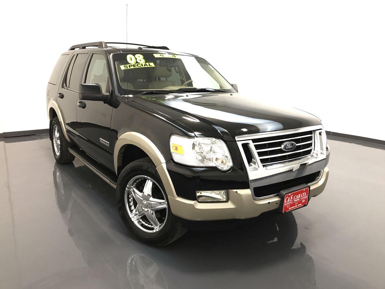 2008 Ford Explorer  - C & S Car Company