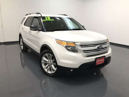 2013 Ford Explorer XLT  4WD for Sale  - HY7578B1  - C & S Car Company