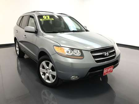 2007 Hyundai Santa Fe Limited for Sale  - 15882  - C & S Car Company