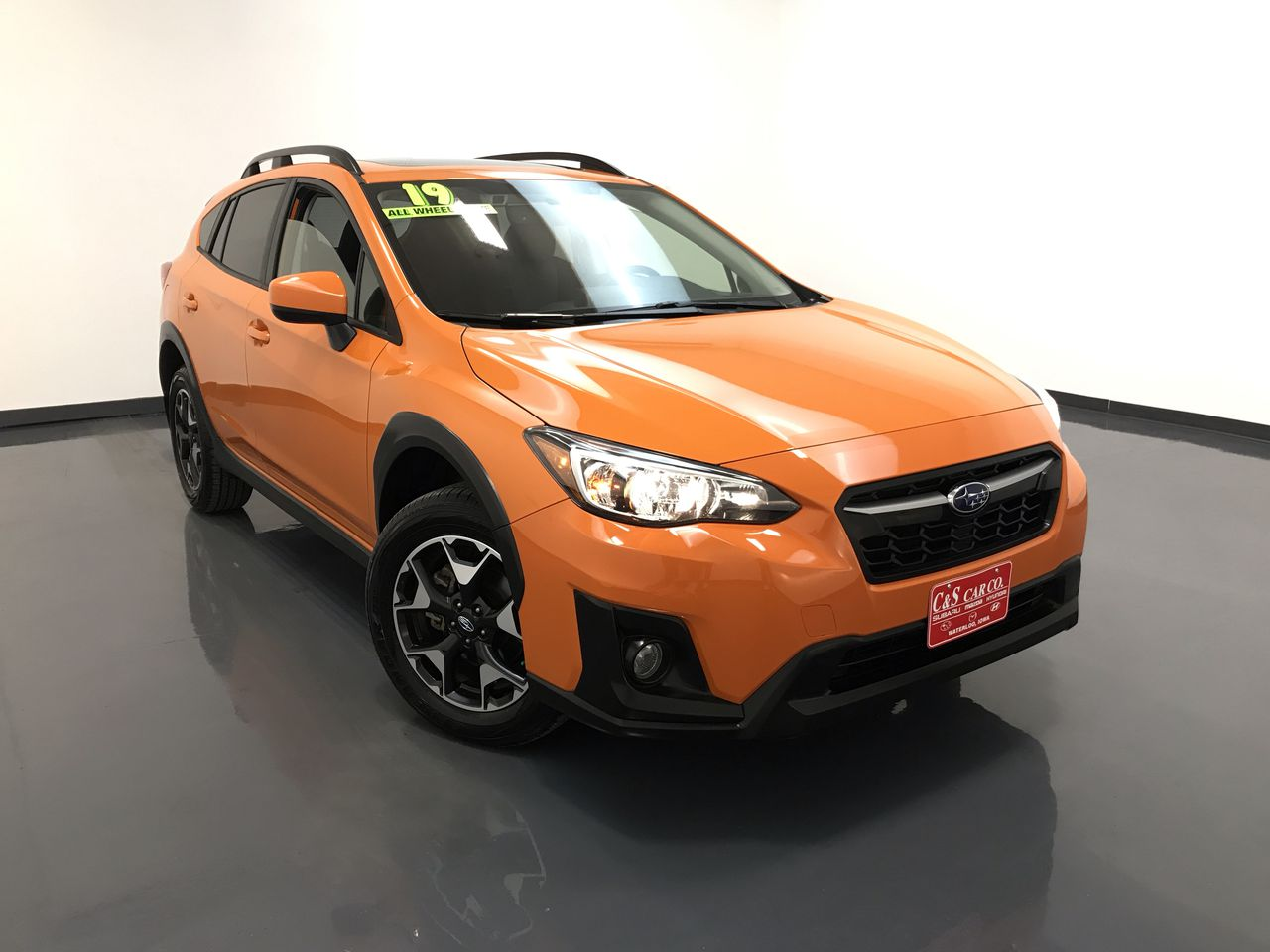 2019 Subaru Crosstrek 2.0i Premium w/Eyesight  - 15699A  - C & S Car Company