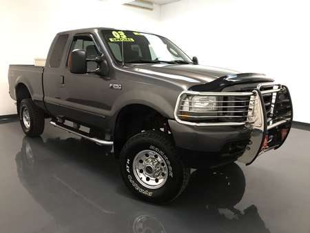 2003 Ford F-250 XLT SuperCab 4x4 for Sale  - 15745C  - C & S Car Company
