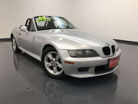 2000 BMW Z3 2.5i Roadster for Sale  - HY8193B  - C & S Car Company