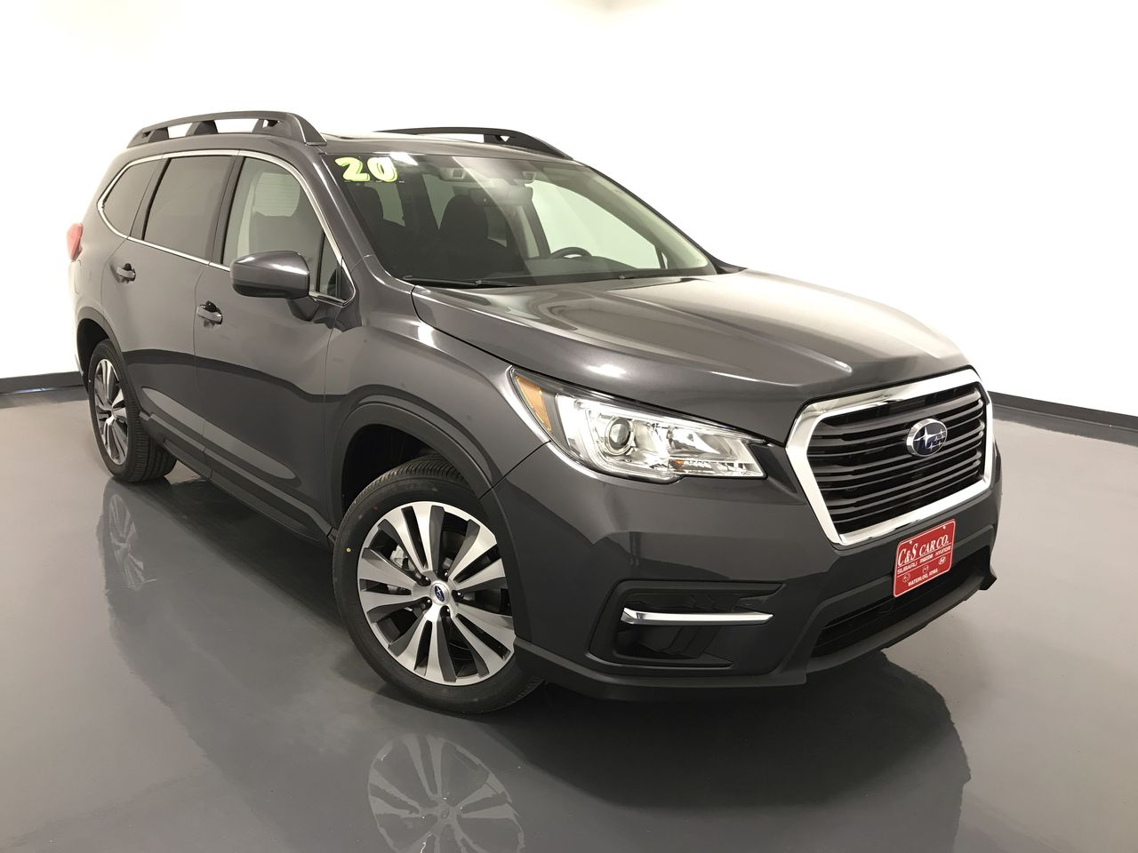 2020 Subaru ASCENT Premium AWD w/Eyesight  - SC8137  - C & S Car Company