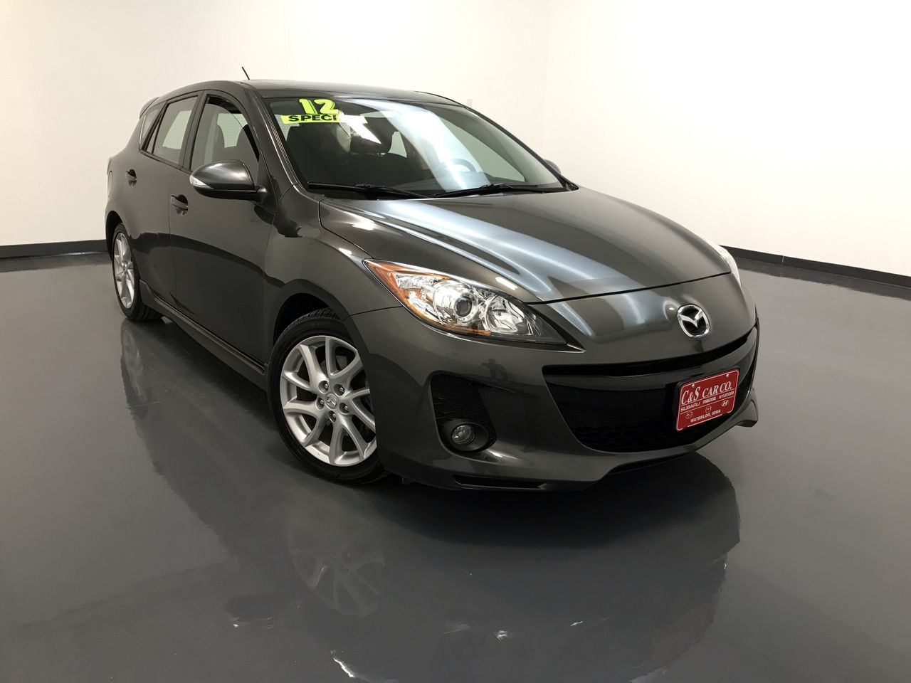 2012 Mazda Mazda3 i Touring  - MA3286A  - C & S Car Company