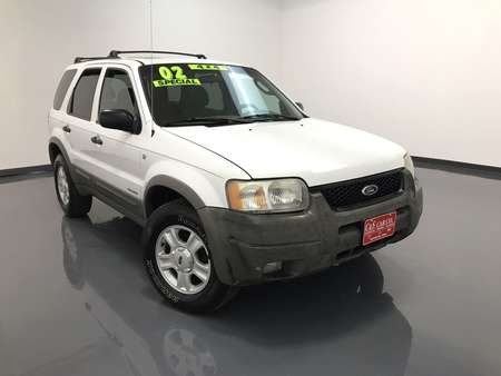 2002 Ford Escape XLT 4WD Choice for Sale  - SB7037A1  - C & S Car Company