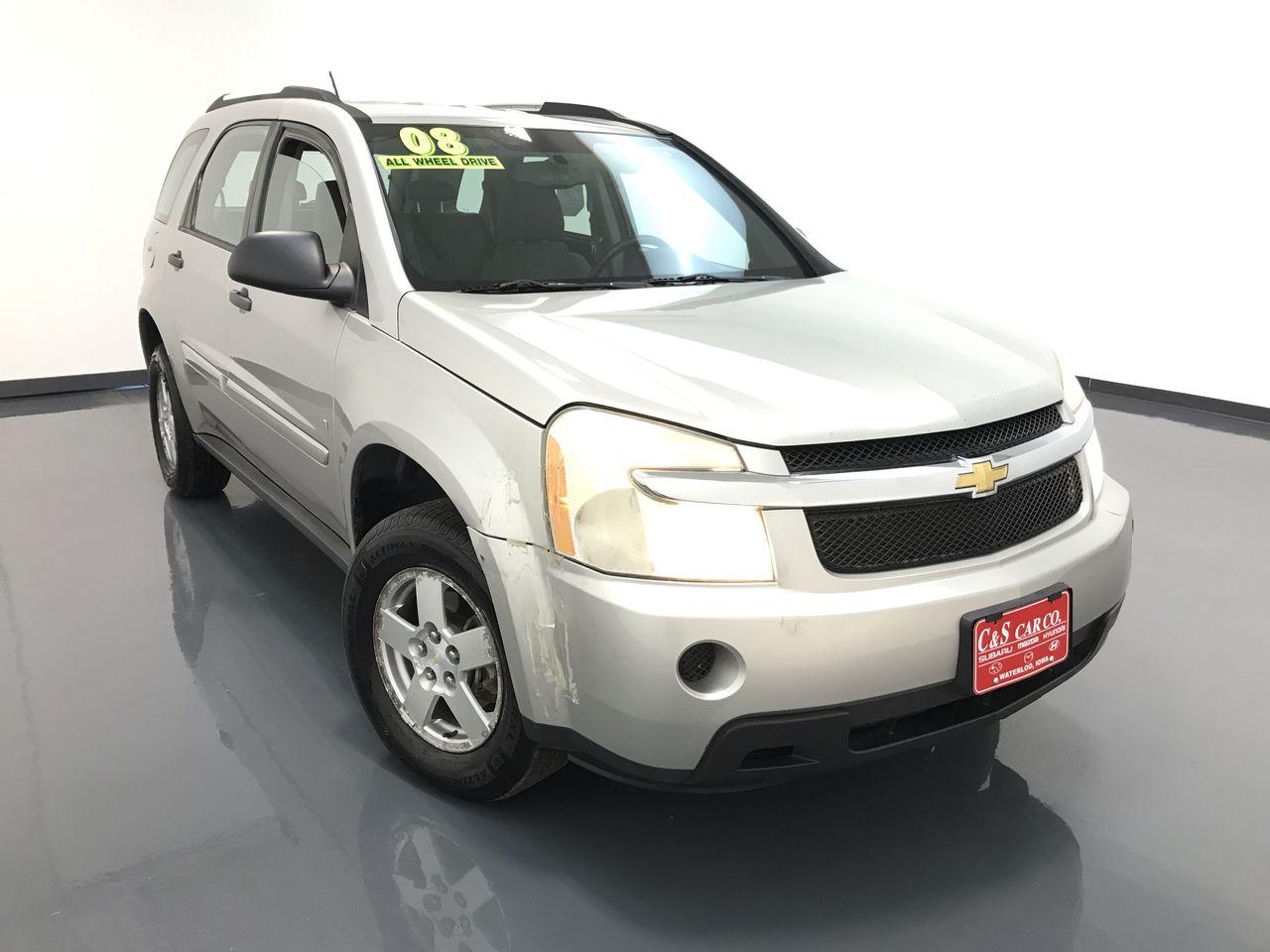 2008 Chevrolet Equinox  - C & S Car Company