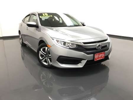 2018 Honda Civic LX for Sale  - SB8156A  - C & S Car Company
