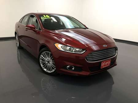 2016 Ford Fusion SE for Sale  - SB8158A  - C & S Car Company