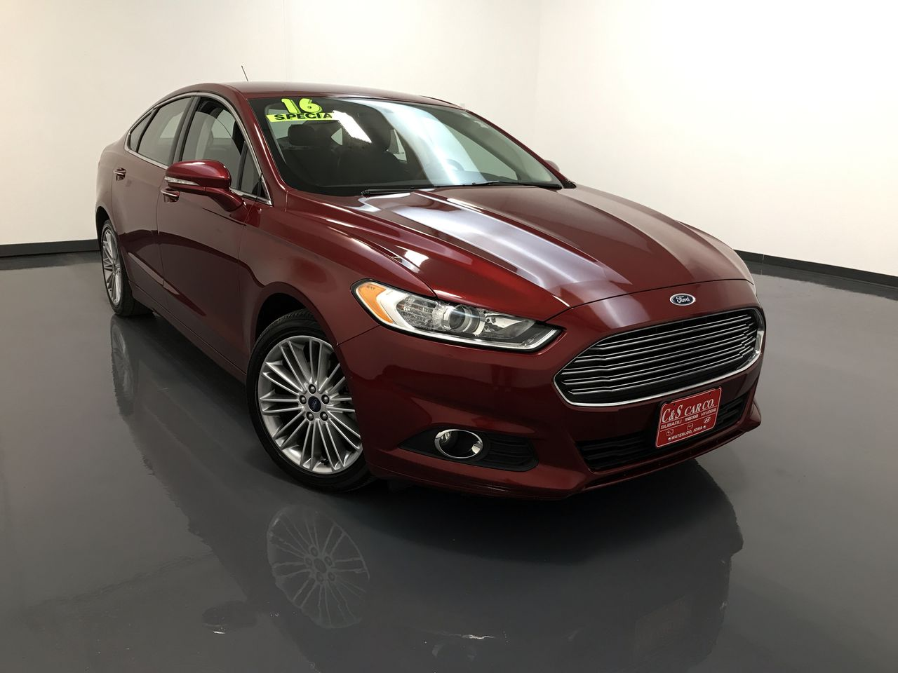 2016 Ford Fusion  - C & S Car Company