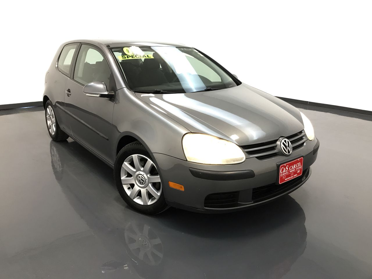 2009 Volkswagen Rabbit  - C & S Car Company