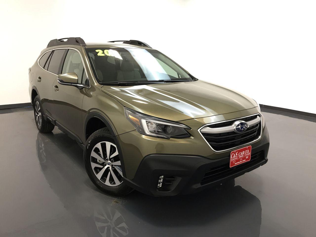 2020 Subaru Outback 2 5i Premium W Eyesight Stock