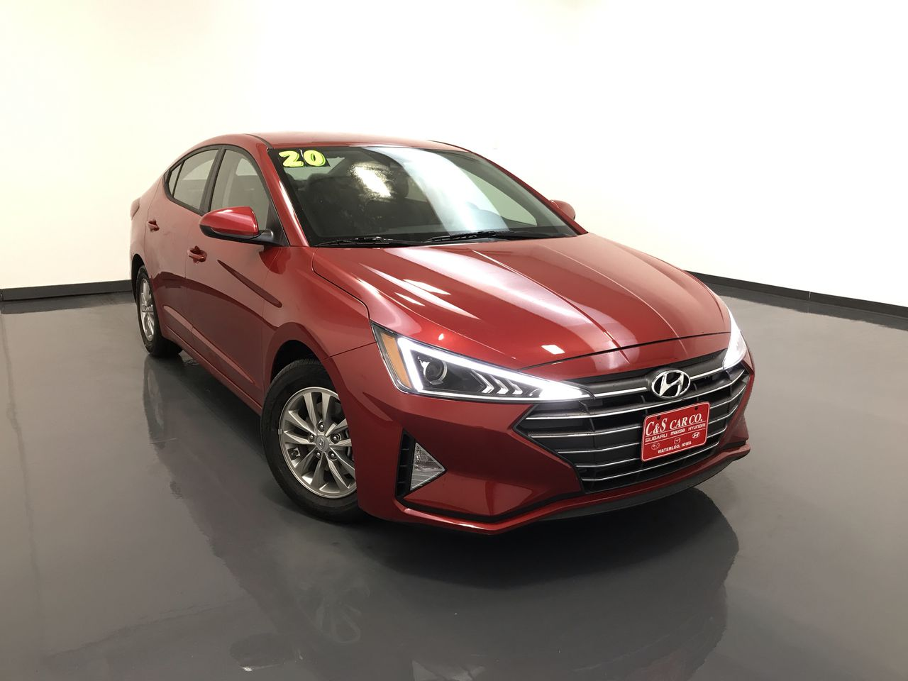 2020 Hyundai Elantra Eco  - HY8240  - C & S Car Company