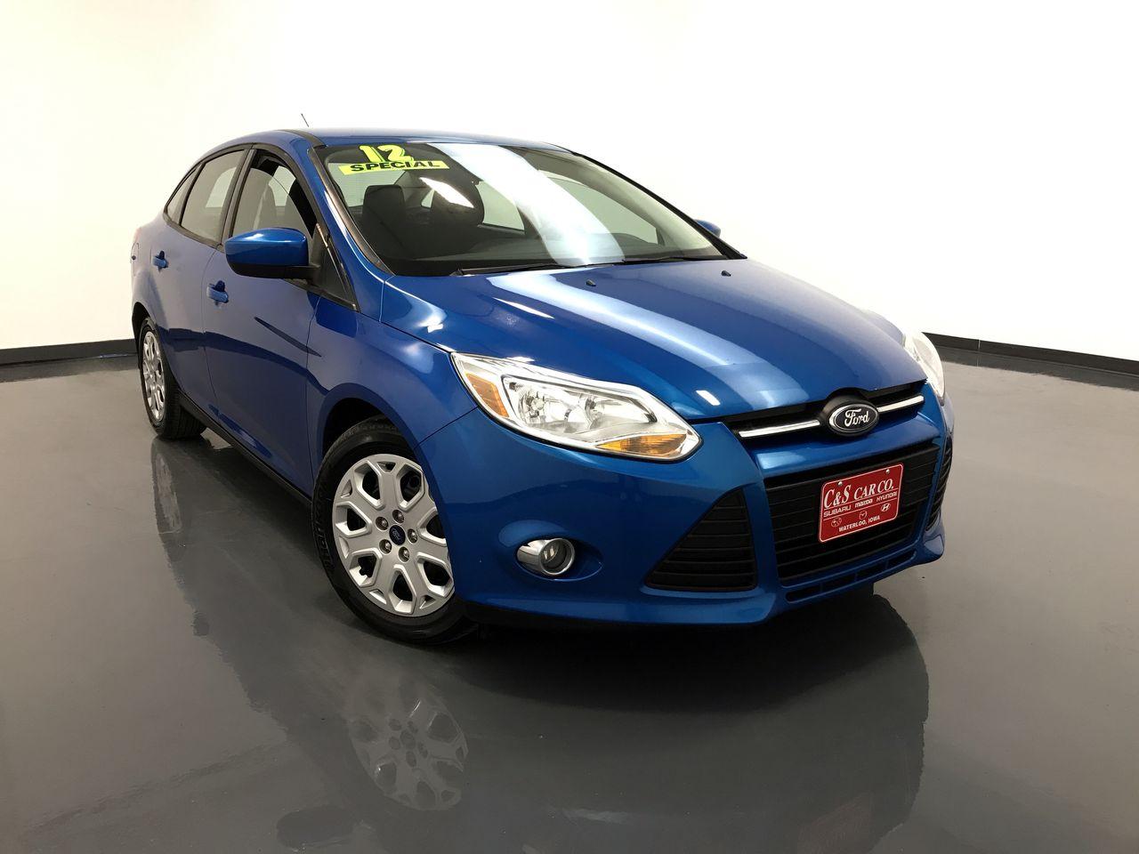 2012 Ford Focus  - C & S Car Company