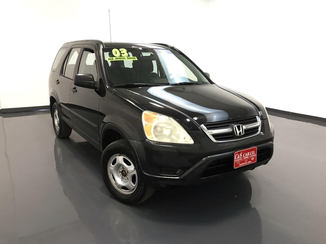 2003 Honda CR-V  - C & S Car Company