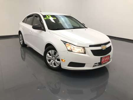 2012 Chevrolet Cruze LS for Sale  - R16359  - C & S Car Company