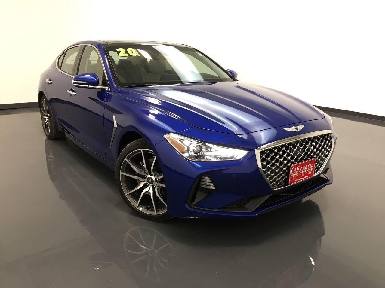 2020 Genesis G70  - C & S Car Company