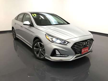2019 Hyundai Sonata Hybrid Limited for Sale  - HY8248  - C & S Car Company