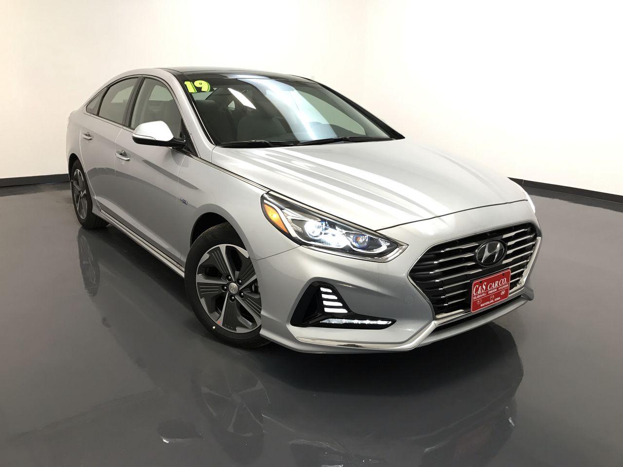 2019 Hyundai Sonata Hybrid  - C & S Car Company