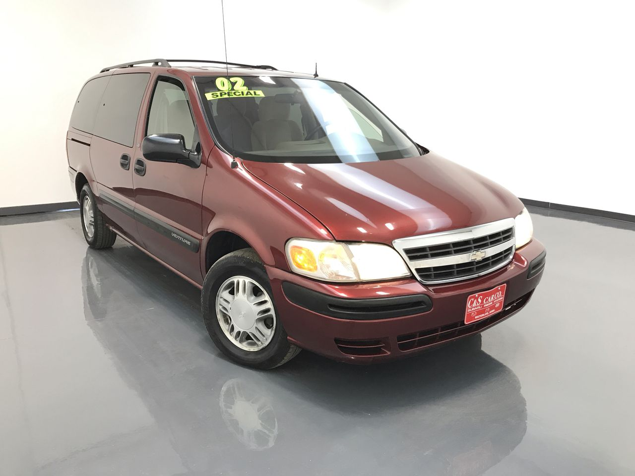2002 Chevrolet Venture  - C & S Car Company