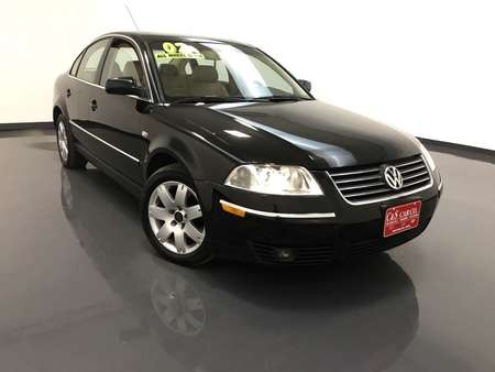 2002 Volkswagen Passat GLX 4Motion for Sale  - SB8102C  - C & S Car Company