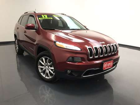 2017 Jeep Cherokee Limited  4WD for Sale  - MA3305A  - C & S Car Company