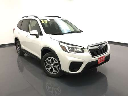 2020 Subaru Forester 2.5i Premium w/Eyesight for Sale  - SB8189  - C & S Car Company