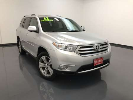 2012 Toyota Highlander Limited AWD for Sale  - 15915A  - C & S Car Company