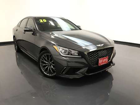 2020 Genesis G80 AWD 3.8L for Sale  - GS1012  - C & S Car Company