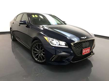 2020 Genesis G80 AWD 3.8L for Sale  - GS1013  - C & S Car Company