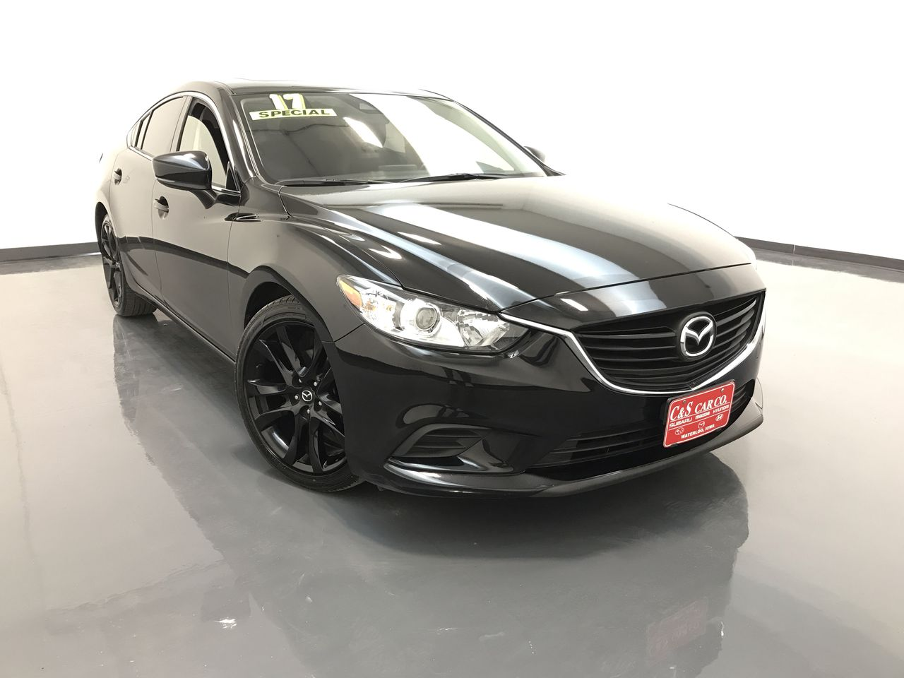 2017 Mazda Mazda6 i Touring  - MA3302A  - C & S Car Company