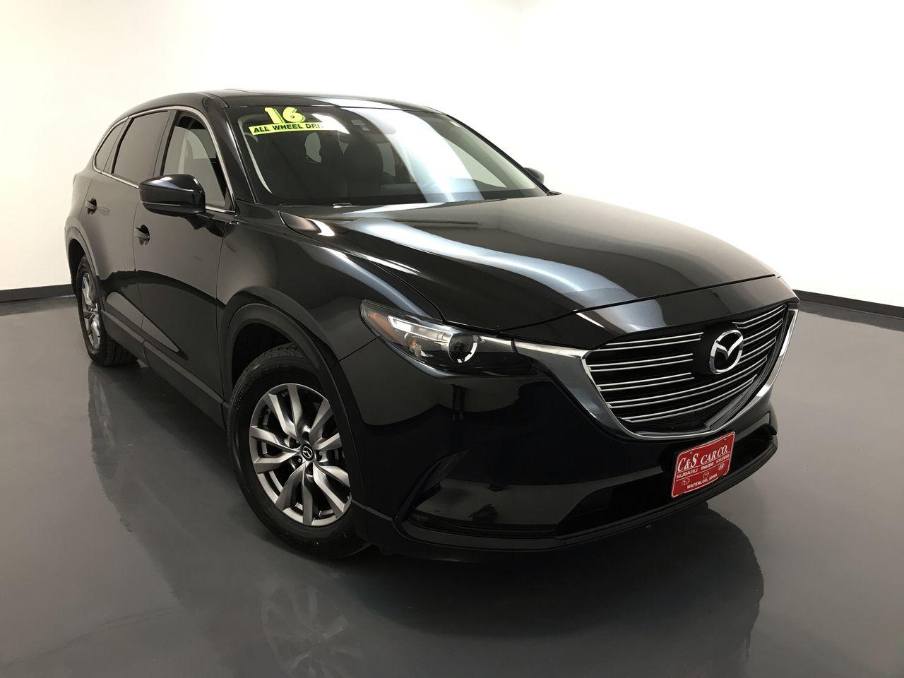 2016 Mazda CX-9 Touring AWD  - MA3314A  - C & S Car Company